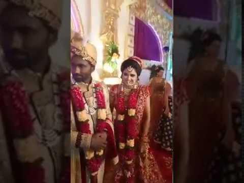 4-cricketer-parvinder-awana-tied-in-wedding-knot-with-sangeeta-kasana-on-tuesday