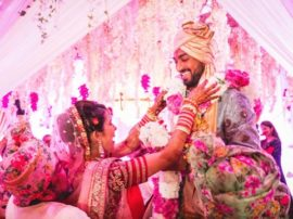 ગુજરાતી ક્રિકેટર કૃણાલ પંડ્યા અને પંખુરીનું Royal Wedding, પહેલીવાર સામે આવી મેરેજની તસવીરો