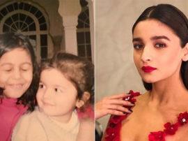25 વર્ષની થઇ Alia Bhatt, જુઓ બાળપણથી અત્યાર સુધીના 12 Unseen Photos