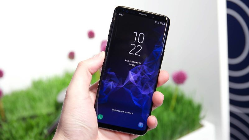 2-users-upset-as-samsung-problem-occurred-touchscreen-galaxy-s9