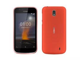 ભારતમાં આવ્યો Nokiaનો સૌથી સસ્તો એન્ડ્રોઈડ સ્માર્ટફોન Nokia 1, જાણો કિંમત અને ફીચર્સ
