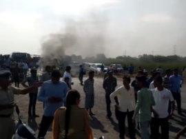 અમદાવાદ: ગુજરાતમાં ઠેર-ઠેર દલિતોનું વિરોધપ્રદર્શન, જાણો ક્યા હાઇવે પર કરાયો ચક્કાજામ