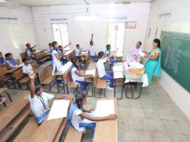 વલસાડ: ગુણોત્સવમાં CM રૂપાણીએ આપી હાજરી, કહ્યું- આજના સમયમાં ડિજિટલ શિક્ષણ જરૂરી