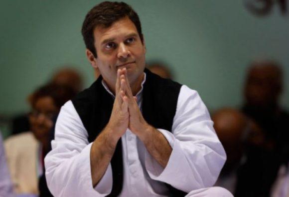દલિત વોટબેંક પર કૉંગ્રેસની નજર, 23 એપ્રિલથી રાહુલ ગાંધી શરૂ કરશે 'બંધારણ બચાવો અભિયાન'