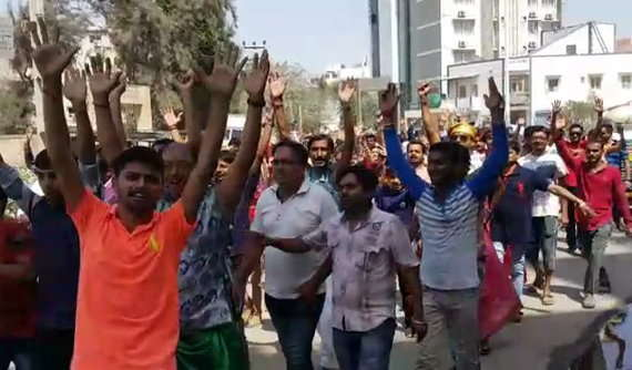 3-brahman-protest-against-viral-post-on-social-media-about-god