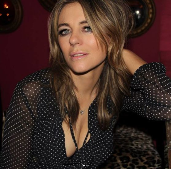 9-Elizabeth-Hurley-sparks-meltdown-in-boob-baring-cut-out-swimsuit