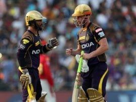 IPL 2018: પંજાબને જીતવા 192 રનનો  ટાર્ગેટ, ક્રિસ લિનના 74 રન