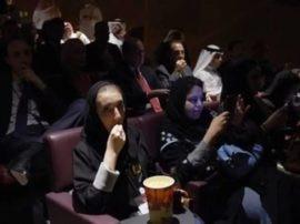 35 વર્ષના પ્રતિબંધ બાદ સાઉદી અરબમાં પ્રથમ વખત ખુલ્યો સિનેમા હોલ, જાણો કેમ લગાવાયો હતો પ્રતિબંધ