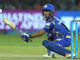 IPL 2018: મુંબઈ ઈન્ડિયન્સે રાજસ્થાન રોયલ્સને જીતવા આપ્યો 168 રનનો ટાર્ગેટ, સૂર્યકુમાર યાદવના 72 રન