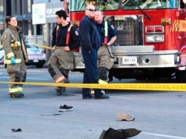 કેનેડાઃ ટોરન્ટોમાં વાન ચાલકે રાહદારીઓ પર ચડાવી કાર, 9નાં મોત, ડ્રાઇવરની ધરપકડ