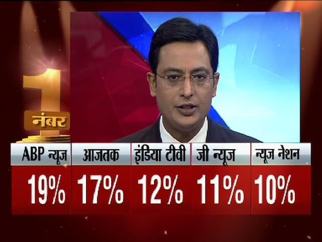 ABP News Chosen As No 1 TV News Channel on Bihar Election