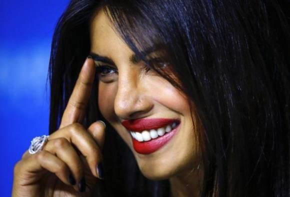 Priyanka Chopra misses Holi with family