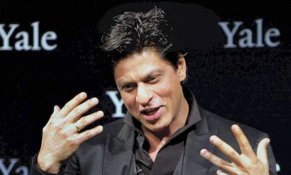 Shah Rukh Khan receives graduation degree after 28 years