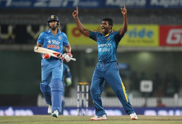 India vs Sri Lanka: Thisara Perera says he didn't know about hat-trick