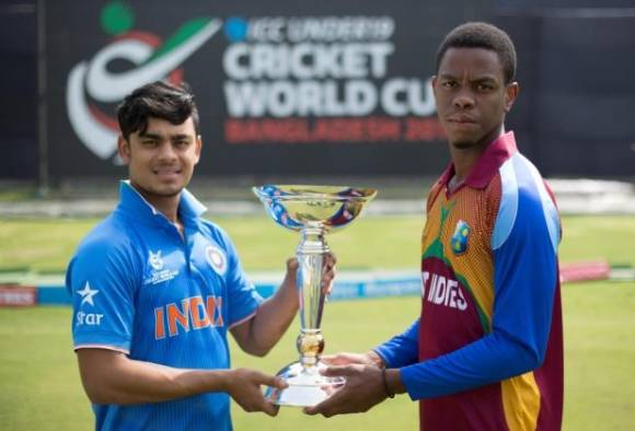 U-19 World Cup Final: India vs West Indies, Live Updates