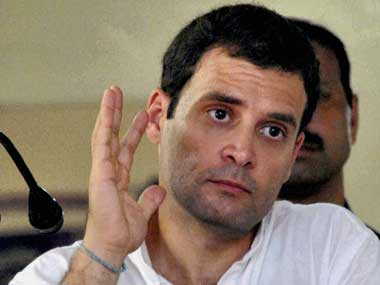 Rohith Vemula suicide: Rahul Gandhi fires fresh salvo at RSS