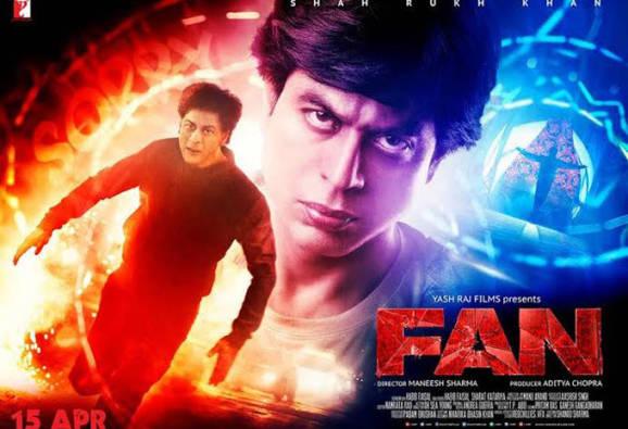 Jabra Fan goes head to head with King Khan in 'Fan's first trailer