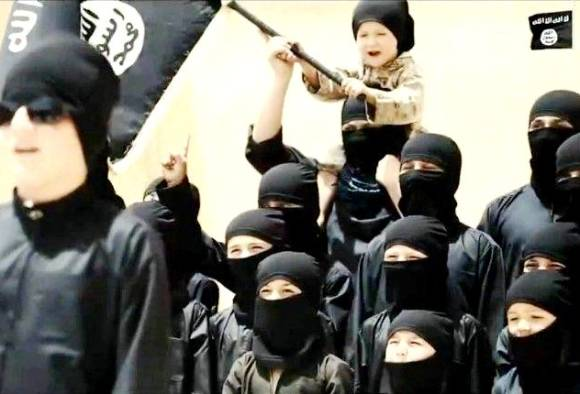 Islamic State's unborn army: Thousands of women being used to breed mujahideen