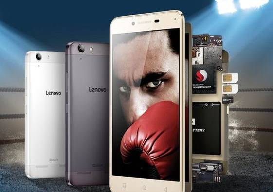Lenovo Vibe K5 Plus smartphone launched at Rs.8, 499