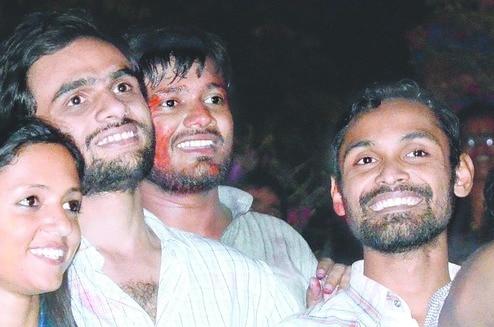 Arrest didn't break us but made us: Umar Khalid