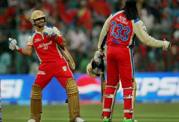 Virat Kohli, please don't fire against us: Chris Gayle pleads ahead of World T20 semi-final