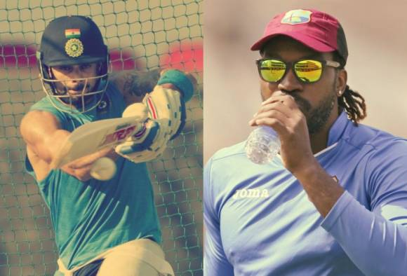 India vs West Indies ICC World T20 Semifinal: Virat power vs Gayle force