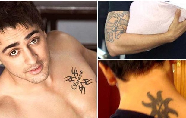Top 10 Bollywood Stars With Their Amazing Tattoos