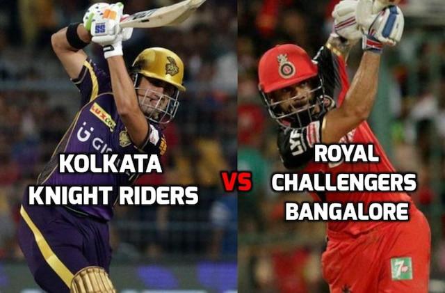 KKR vs RCB LIVE SCORE IPL 2016: Royal Challengers beat ...