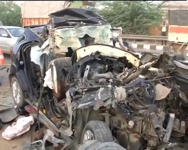 9 killed, 3 injured in a road accident on NH-8