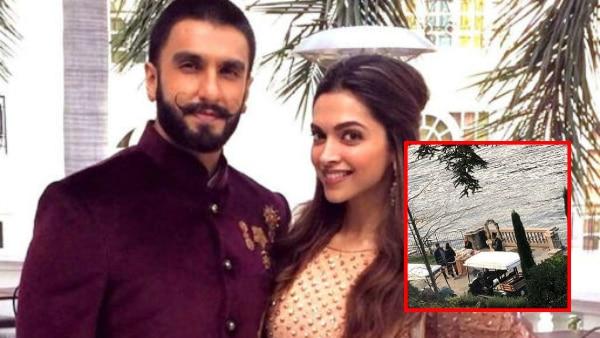 Deepika Padukone-Ranveer Singh Wedding: Here's the first ...