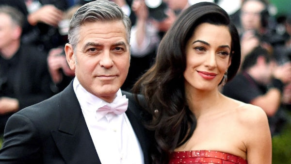CONGRATULATIONS! George, Amal Clooney Welcome TWINS Ella