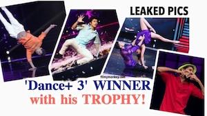 Dance Plus 3 Grand Finale: Latest News, Photos, Videos, Live