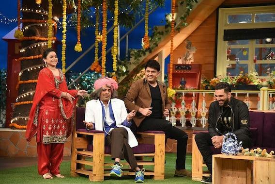 The Kapil Sharma Show' actress Sumona Chakravarti looks HOT