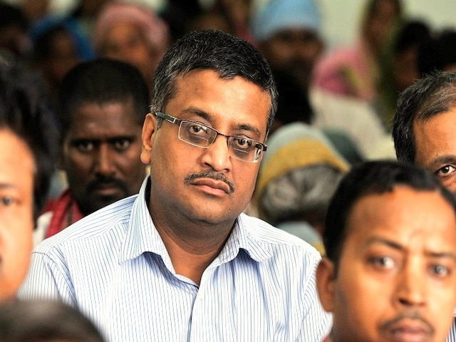 Whose interests do I protect': IAS officer Ashok Khemka