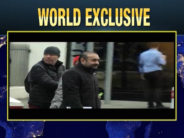 World Exclusive: ABP News tracks down Nirav Modi in London