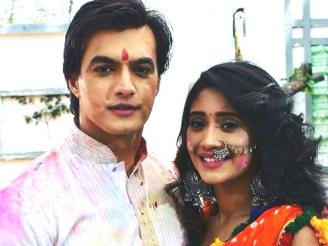 Yeh Rishta Kya Kehlata Hai: Mohsin Khan & Shivangi Joshi aka