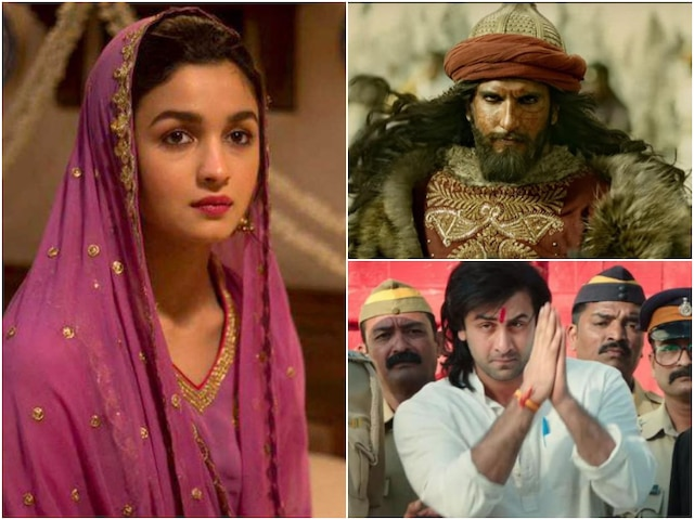 Filmfare Awards 2019 winners list: Padmaavat & Zero win