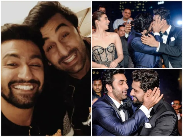 64th Filmfare Awards 2019: Ranbir Kapoor & Vicky Kaushal