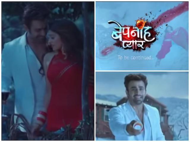Bepanah Pyaarr - First Promo of Pearl V Puri, Ishita Dutta