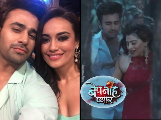 Bepanah Pyaarr- Peal V Puri's 'Naagin 3'co-stars Surbhi