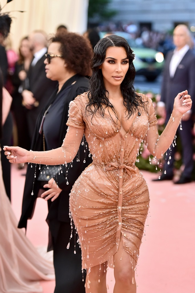782ca235d43 Met Gala 2019 These celebs turn heads on the red carpet in nearly-NAKED  outfits!