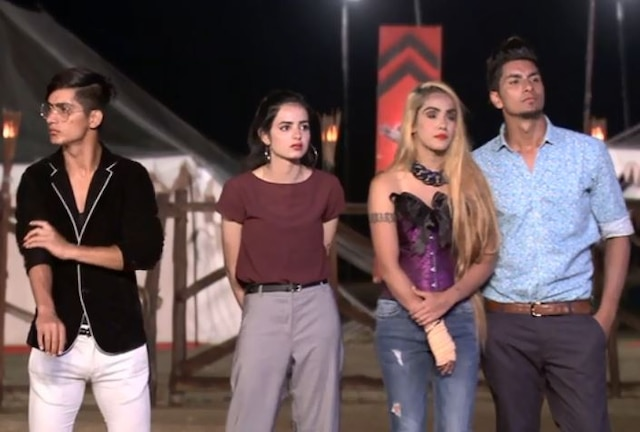 MTV Splitsvilla 12: MTV Roadies Real Heroes Contestant