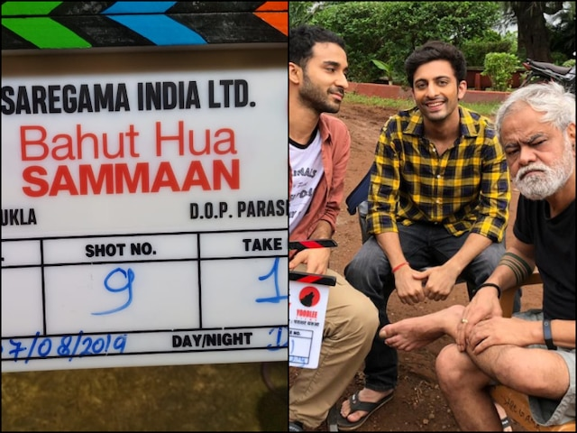 Sanjay Mishra, Ram Kapoor & Raghav Juyal TEAM UP For 'Bahut Hua Sammaan'
