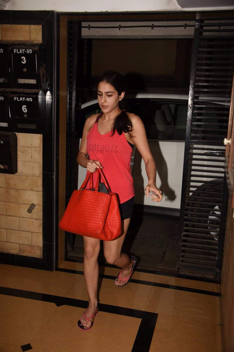 See the latest pictures of Sara Ali Khan and Sushant Singh Rajput