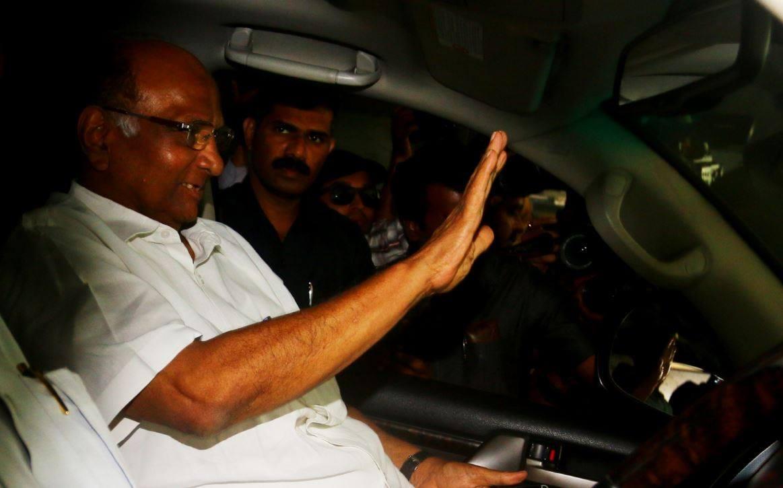 महाराष्ट्र: राहुल गांधी और शरद पवार के बीच हुई बातचीत, 2019 में सीट बंटवारे पर की चर्चा