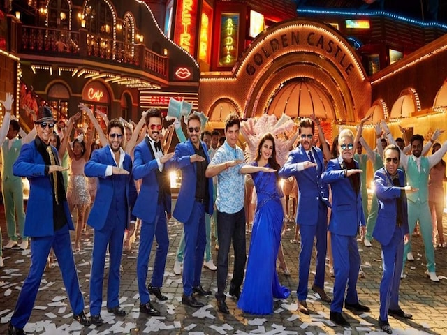 Total Dhamaal Box Office Collection Ajay Devgn Anil Kapoor Madhuri Dixit Movie Collection