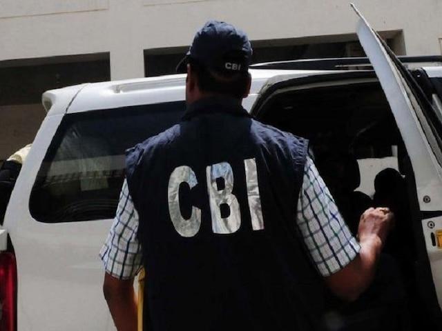 CBI raids 150 places across the country