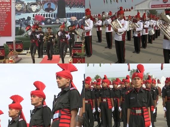 कश्मीर युवा सेना में शामिल