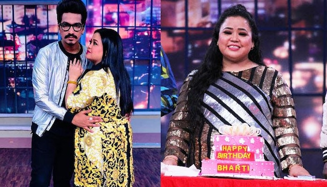 Bharti Singh gets an expensive watch from husband as