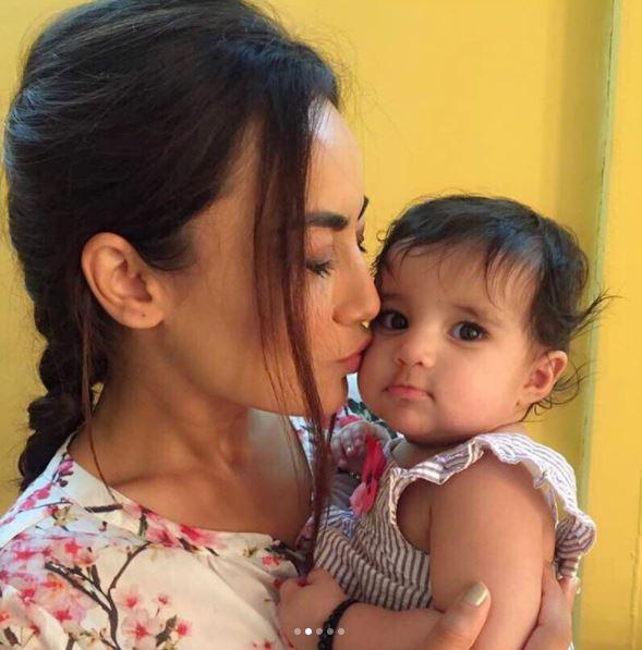 Image result for surbhi jyoti with kids